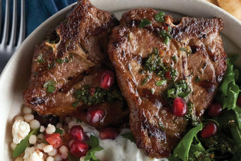 Lamb Food Service Recipes
